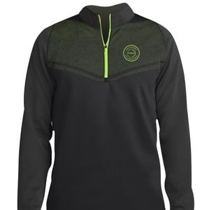 COPY - Unstoppable NIKE Golf 1/2 Zip Cover Up